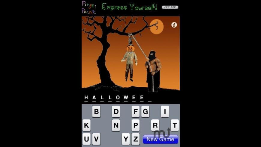Free Hangman for Mac - review, screenshots