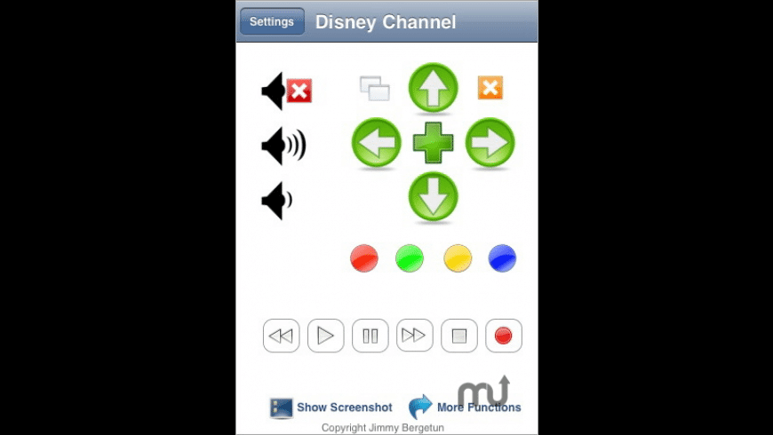iDreamRemote for Mac - review, screenshots