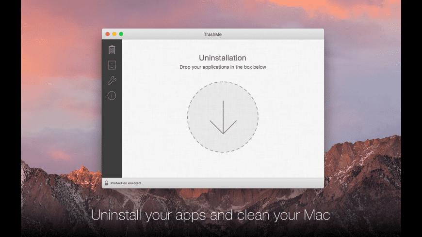 TrashMe for Mac - review, screenshots