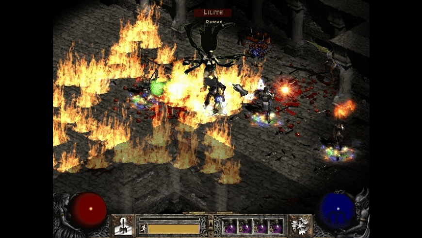 Diablo II: LoD Updater X for Mac - review, screenshots