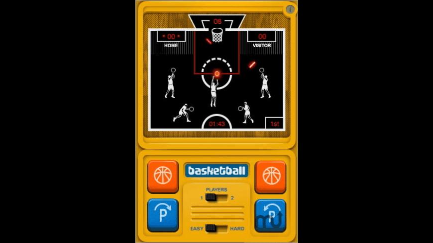 LED Basketball for Mac - review, screenshots