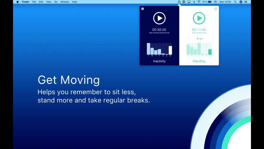 Get Moving for Mac - review, screenshots