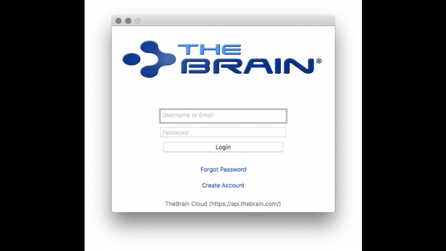 TheBrain for Mac - review, screenshots