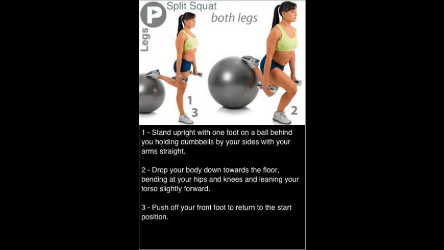 iPump Swiss Ball for Mac - review, screenshots
