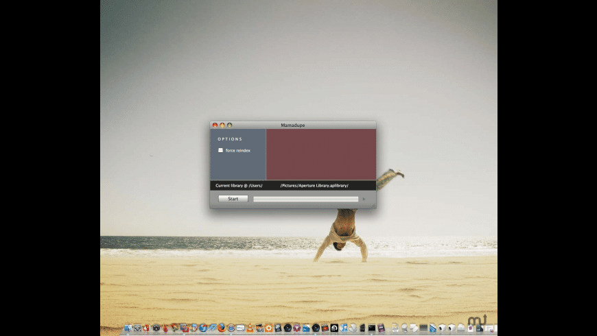 Mamadupe for Mac - review, screenshots