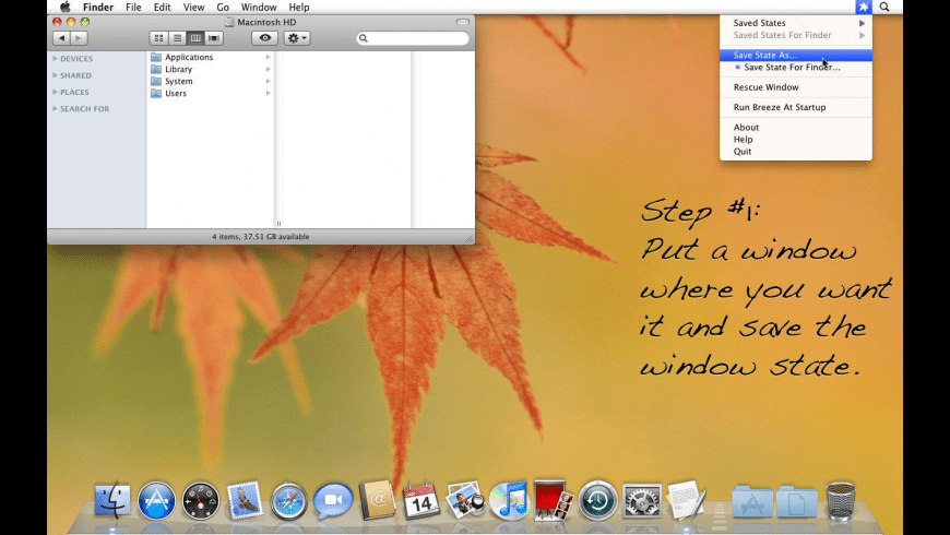 Breeze for Mac - review, screenshots