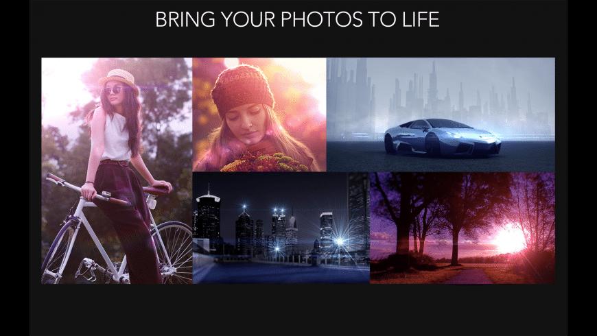 LensFlare Studio for Mac - review, screenshots