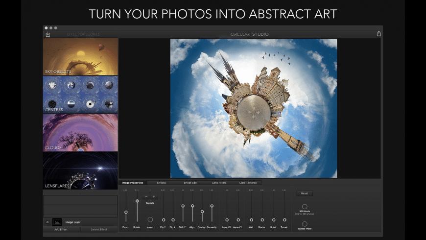 Circular Studio for Mac - review, screenshots
