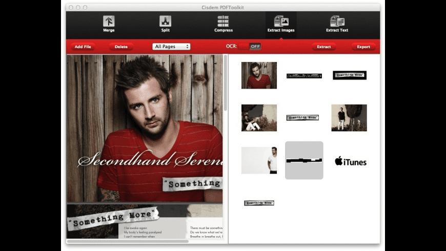 Cisdem PDFToolkit for Mac - review, screenshots