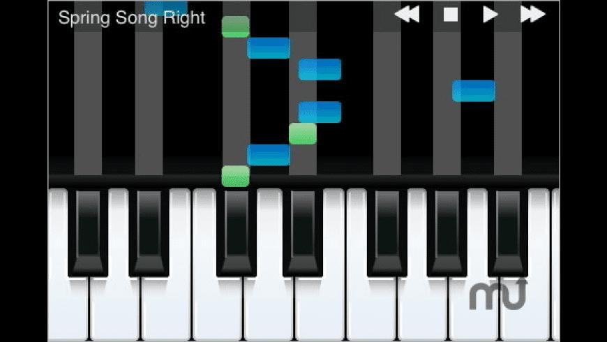 FingerPiano for Mac - review, screenshots