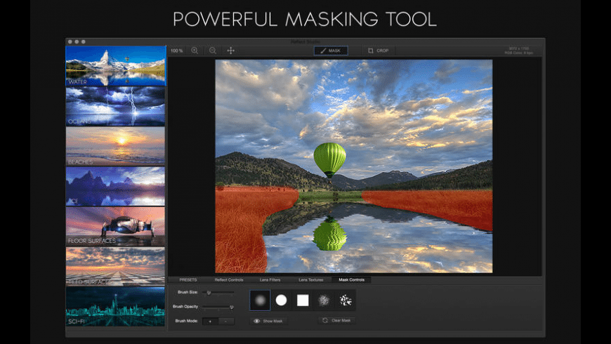 Reflect Studio for Mac - review, screenshots