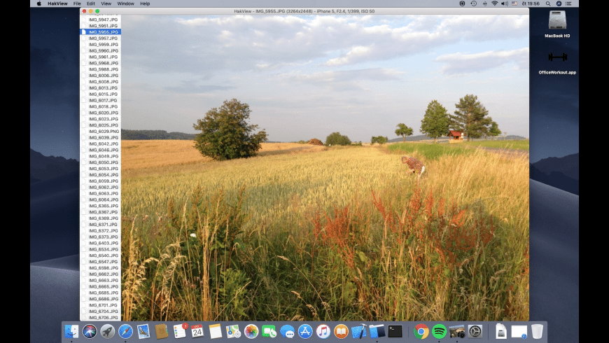 HakView for Mac - review, screenshots
