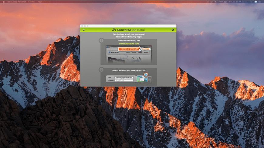 Splashtop Personal for Mac - review, screenshots