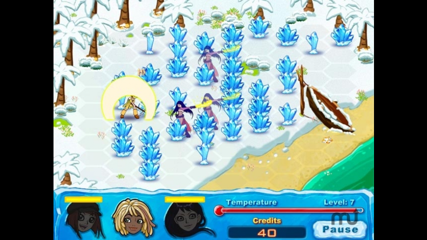 Ice Blast for Mac - review, screenshots