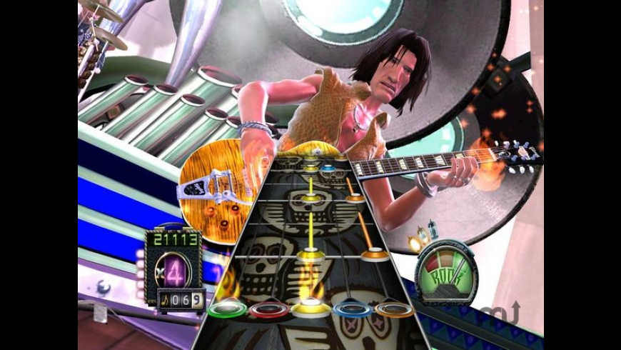 Guitar Hero: Aerosmith for Mac - review, screenshots