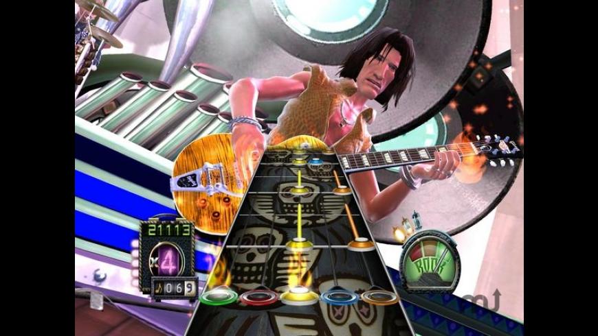 Guitar Hero: Aerosmith for Mac - review, screenshots