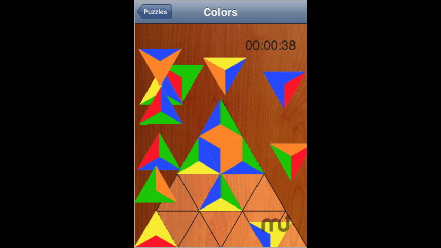 Triangles for Mac - review, screenshots