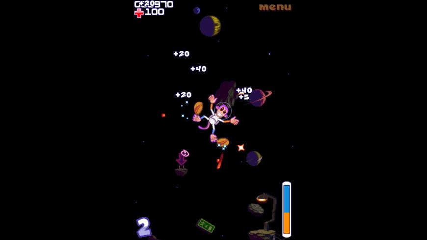 Space Monkey for Mac - review, screenshots