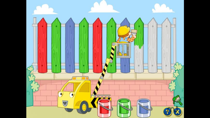 Bob The Builder: Can-Do Zoo for Mac - review, screenshots