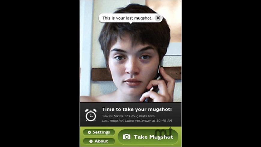 Daily Mugshot for Mac - review, screenshots