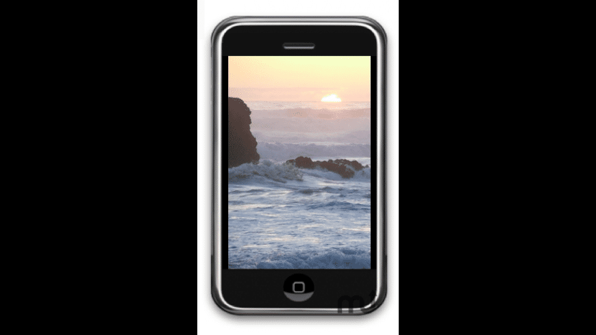 iPhone Scenics Wallpapers for Mac - review, screenshots
