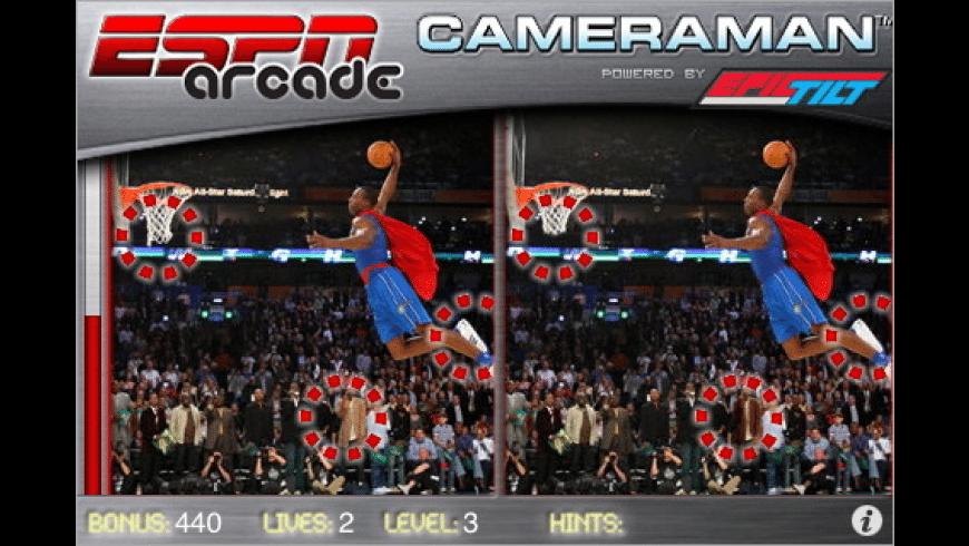 ESPN Cameraman for Mac - review, screenshots