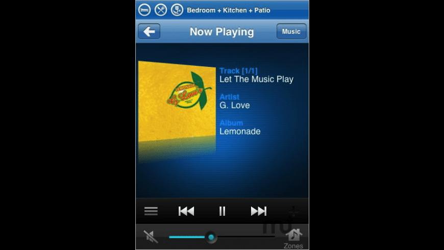 Sonos Controller for Mac - review, screenshots