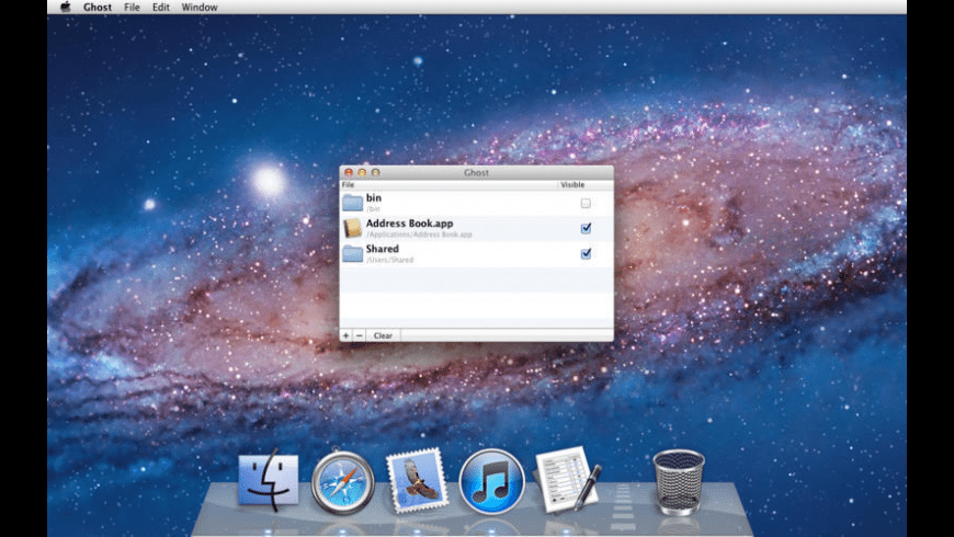 Ghost for Mac - review, screenshots