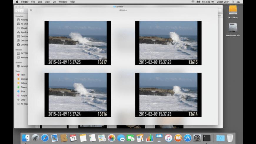 Raw Right Away for Mac - review, screenshots