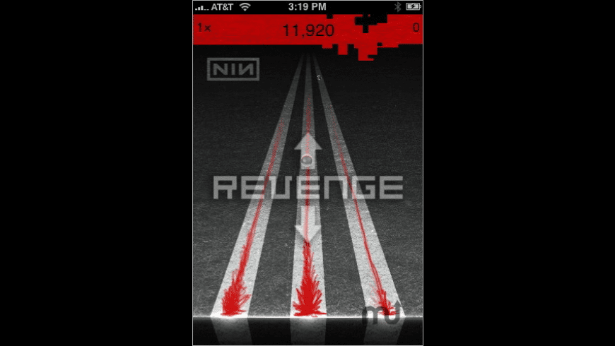 Tap Tap Revenge: Nine Inch Nails Edition for Mac - review, screenshots