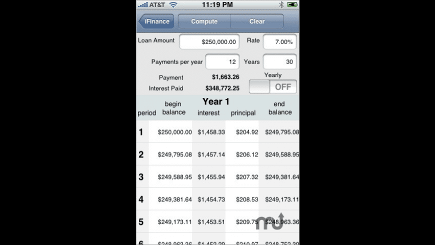 Financial Toolkit Pro for Mac - review, screenshots