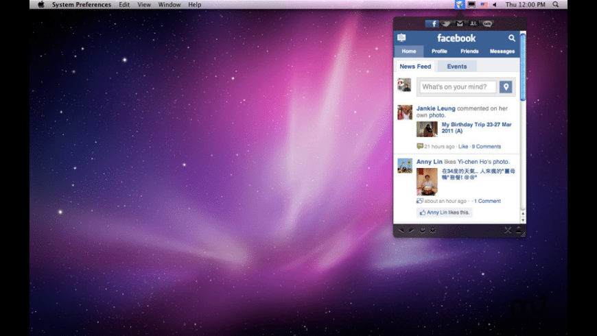 Social Pro for Mac - review, screenshots
