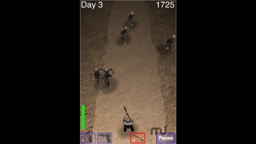 Zombie Invasion for Mac - review, screenshots