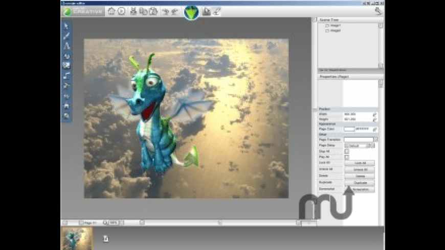 Umajin Creative for Mac - review, screenshots