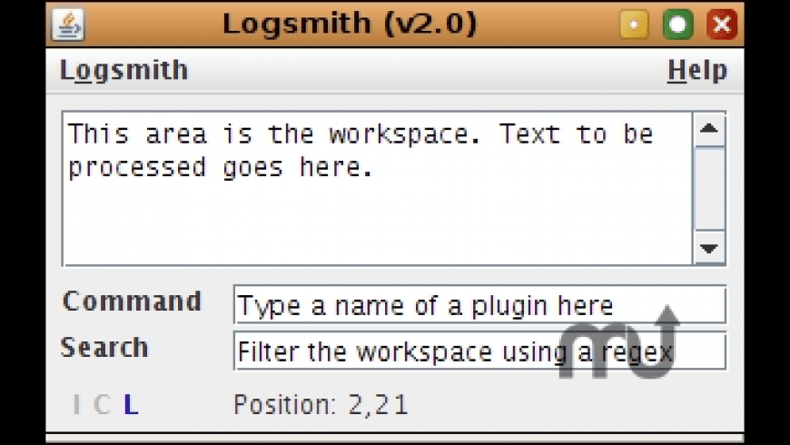 Logsmith for Mac - review, screenshots