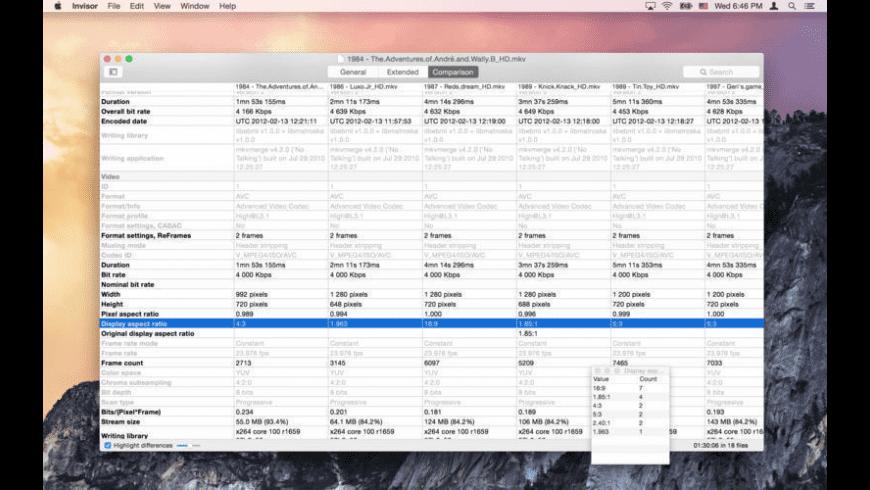 Invisor for Mac - review, screenshots