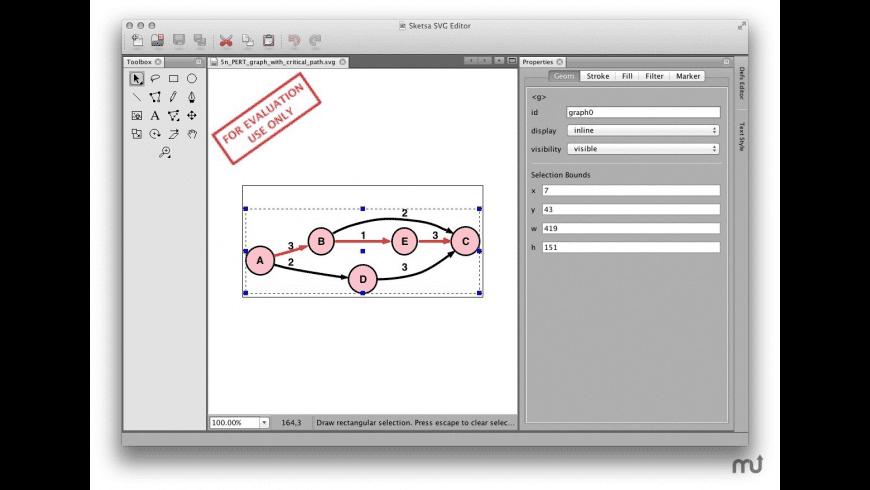 Sketsa for Mac - review, screenshots