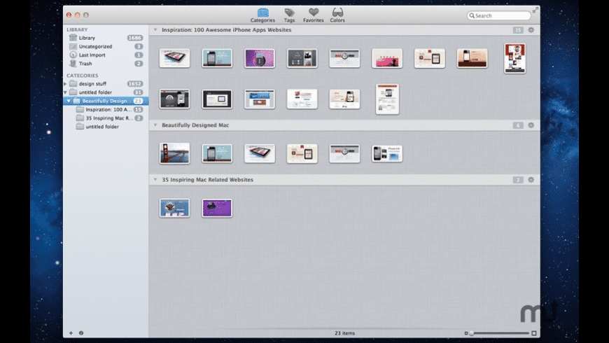 Sparkbox for Mac - review, screenshots