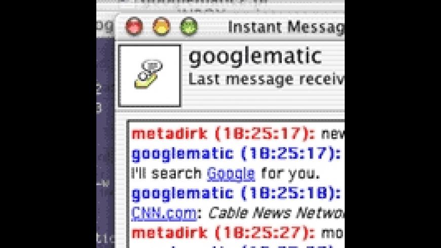 Googlematic X for Mac - review, screenshots