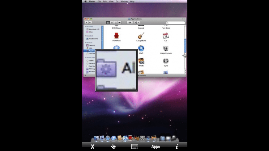 RemoteTap for Mac - review, screenshots