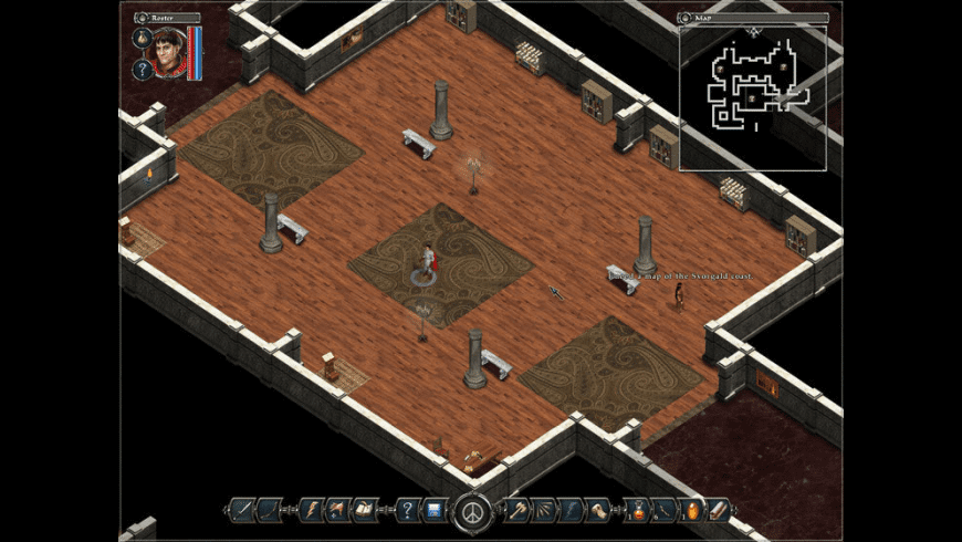 Avadon: The Black Fortress for Mac - review, screenshots