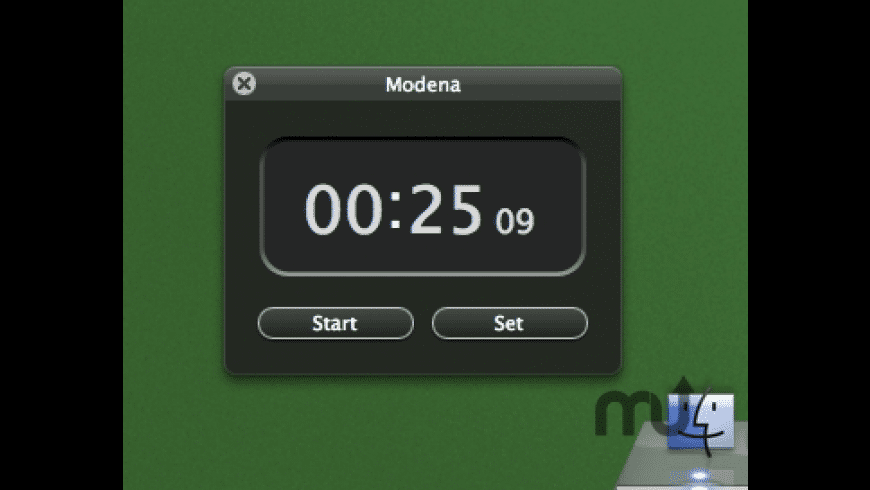 Modena for Mac - review, screenshots
