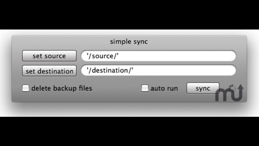 simple sync for Mac - review, screenshots