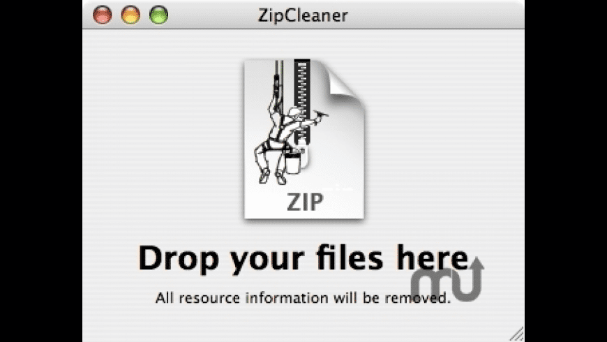 ZipCleaner for Mac - review, screenshots