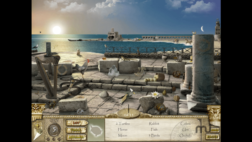 Herod's Lost Tomb for Mac - review, screenshots