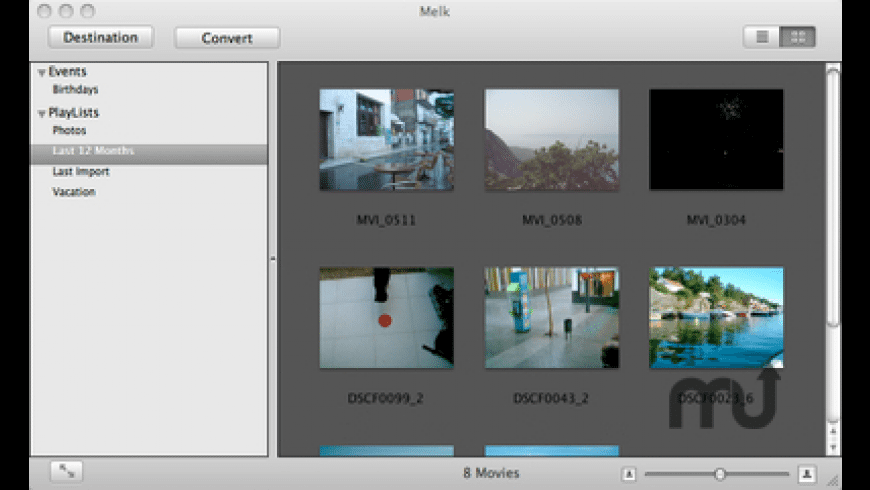 Melk for Mac - review, screenshots