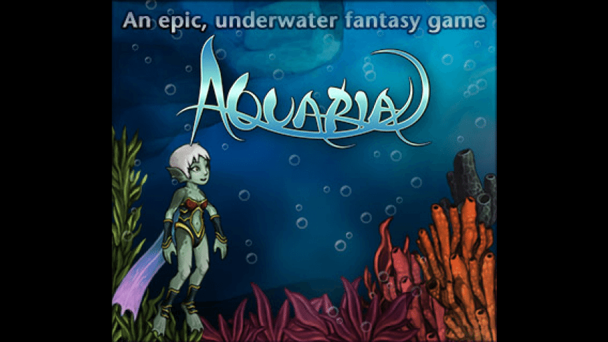 Aquaria for Mac - review, screenshots