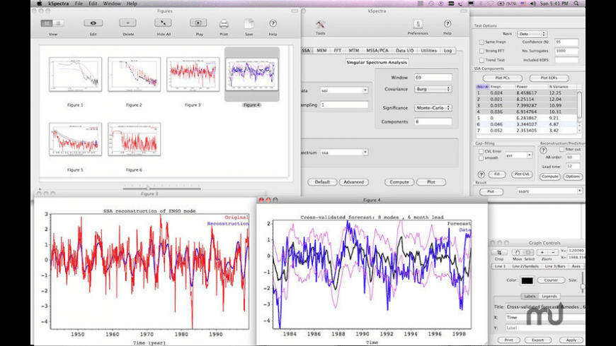 kSpectra for Mac - review, screenshots