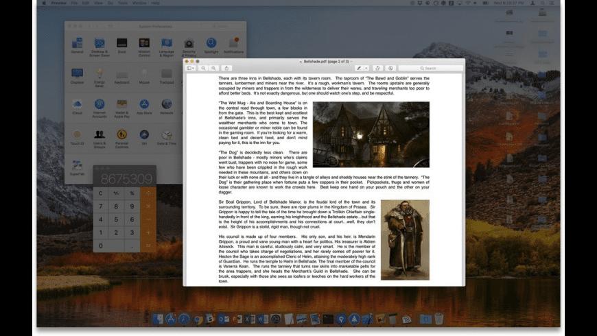 Finer Focus for Mac - review, screenshots