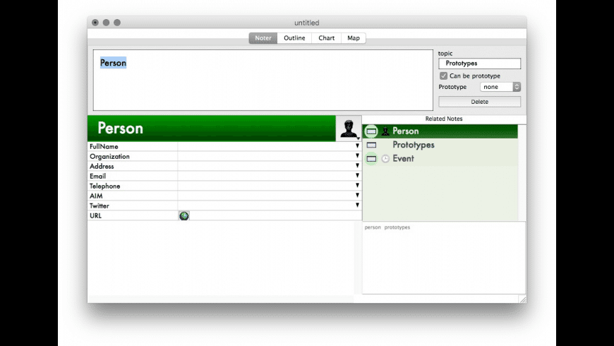 Twig for Mac - review, screenshots